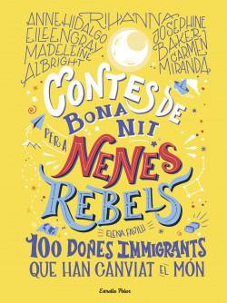 Contes de bona nit per a nenes rebels 3 - Elena Favilli | Grup62